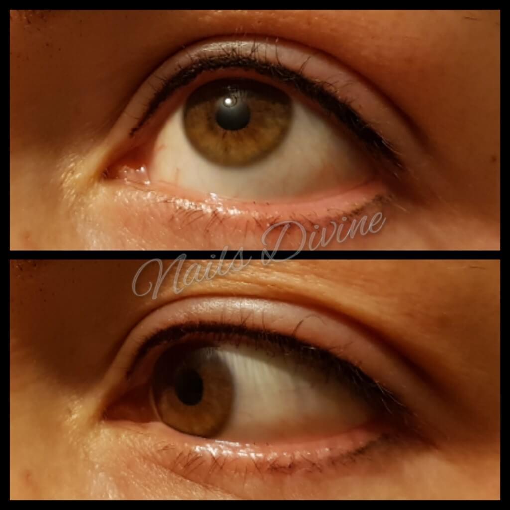 eyeliner micropigmentacion